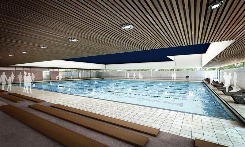 Meest duurzame zwembad van nederland past bij gemeente for Prijzen zwembaden geplaatst