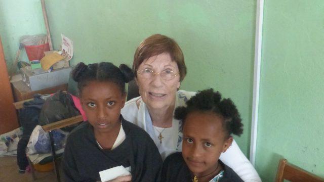 Annie in Ethiopië