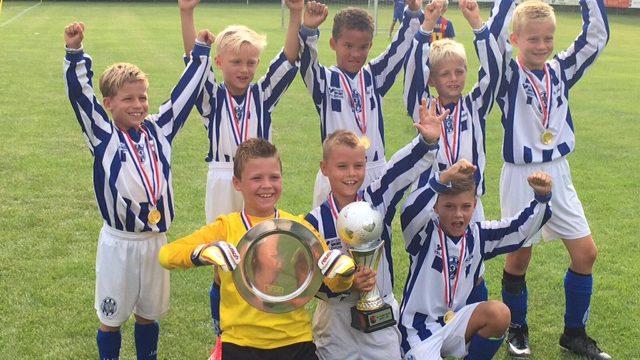 Het Nederlands Kampioenschap Voetbal Talenten Toernooi
