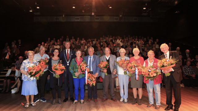 Lintjes in gemeente Castricum
