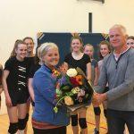 VV Croonenburg neemt na 25 jaar afscheid van Marja Boeters