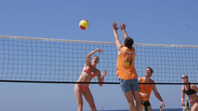 Bakkum Beachvolleybal toernooi