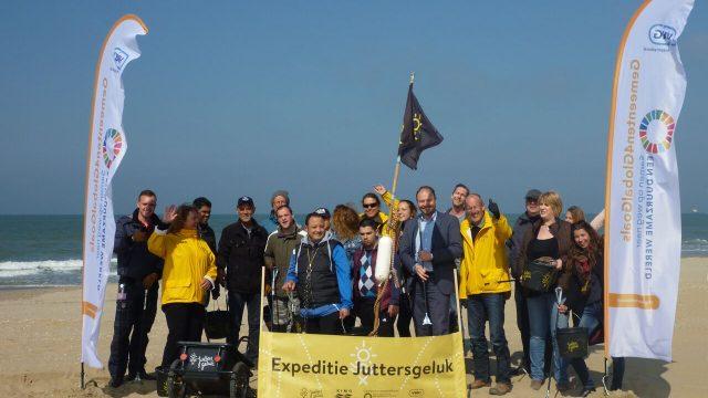 Expeditie Juttersgeluk: Strandjutters gezocht