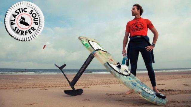Film over bijzondere reis Plastic Soup Surfer