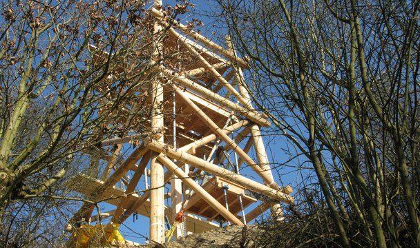 PWN sluit uitkijktoren De Kruisberg