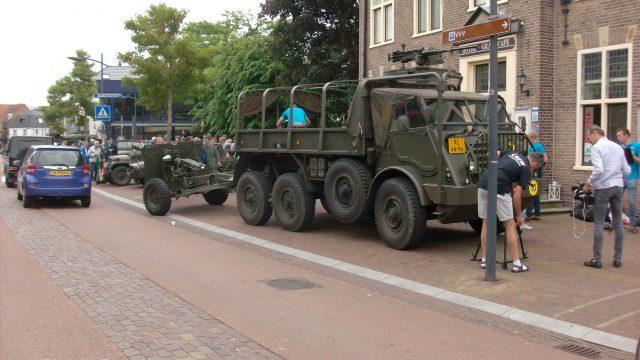 Veteranendag Castricum-Uitgeest