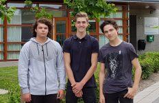Geslaagden op het Jac. P. Thijsse College