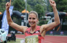Sanne Wolters-Verstegen na winst naar EK Atletiek