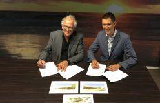 Sociale huurwoningen op Eerste Groenelaan in Castricum