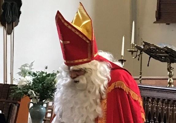 Sinterklaasreünie bij VV Limmen - De Castricummer