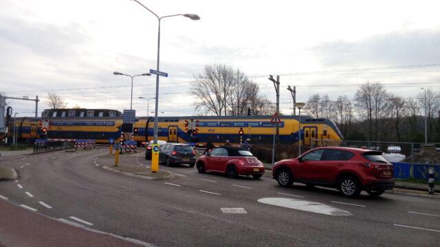 Spoorwegovergang Beverwijkerstraatweg Castricum